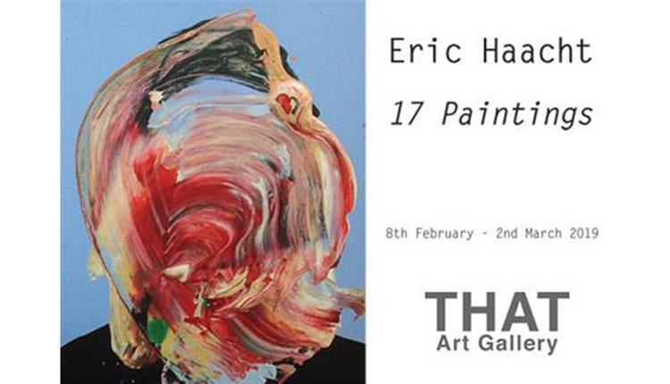 '17 Paintings' by Eric Haacht