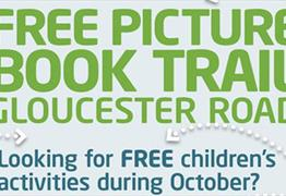 Free Picture Book Trail on Gloucester Road