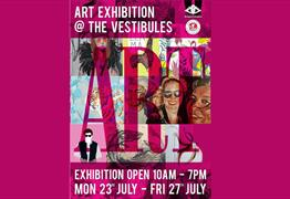 Local artists exhibition at City Hall