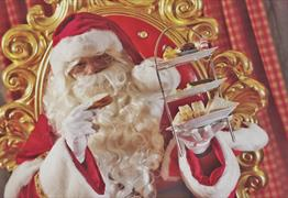 Tea Party with Father Christmas at Avon Valley Adventure & Wildlife Park