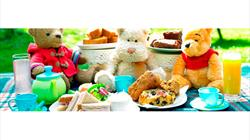 Tiny Tea Parties Presents: Teddy Bear's Picnic at the Grand Pier