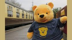Teddy Bears Picnic at the Avon Valley Railway