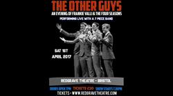 The Other Guys - An Evening of Frankie Valli & The Four Seasons at Redgrave theatre