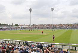 2019 ICC World Cup at The County Ground