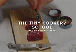 The Tiny Cookery School at White's Botanicals