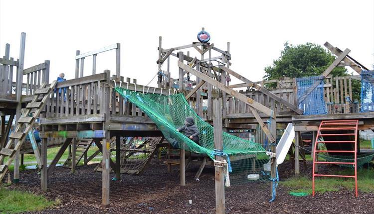 Felix Road Adventure Playground - Visit Bristol