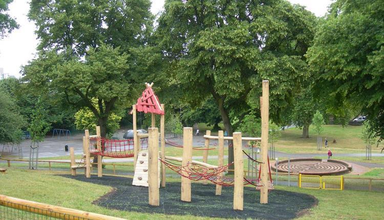 Victoria Park Playgrounds Visit Bristol