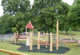 Victoria Park Playgrounds