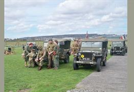 World at War Weekend at the Helicopter Museum