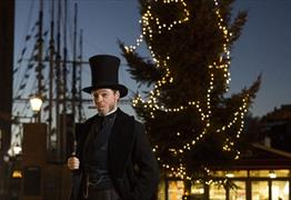Christmas at Brunel's ss Great Britain